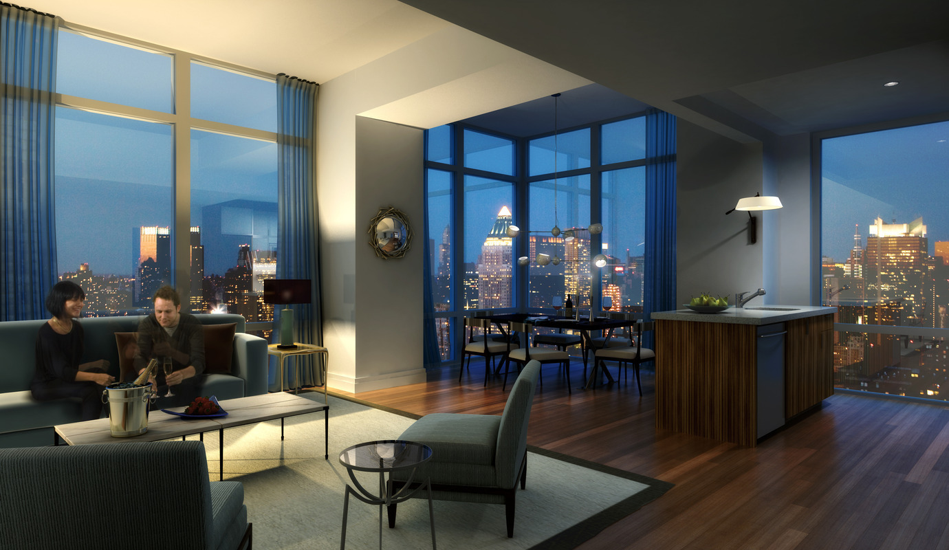 Silver Towers Midtown West No Fee Luxury